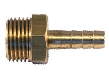 Slangsockel 1/2 utv. 8mm