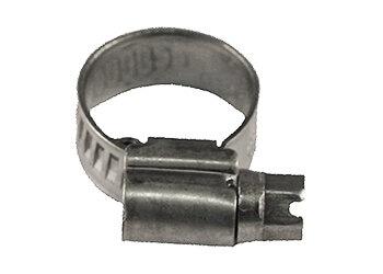 Slangklämma rostfri 11-17mm